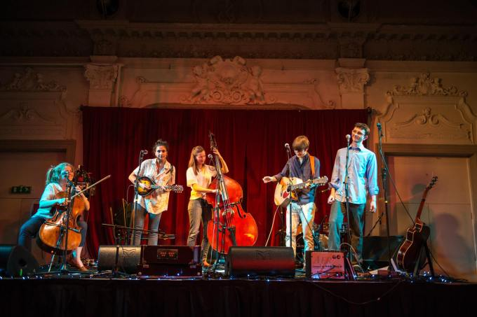 Bush Hall, June 2015 - photo by Mark Harrison