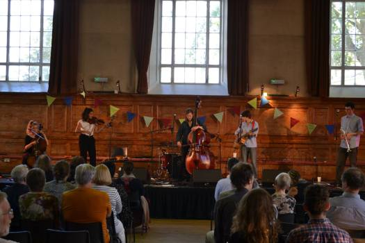 London Folk Festival, Cecil Sharp House, September 2015