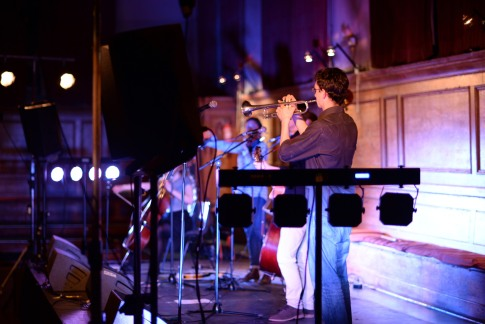 Cecil Sharp House, April 2014 - Photo by Emma Werner