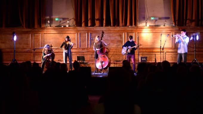 Cecil Sharp House, January 2015 - photo by Emma Werner